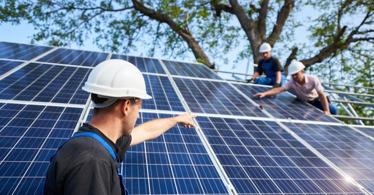 SunRoof Solar Panels