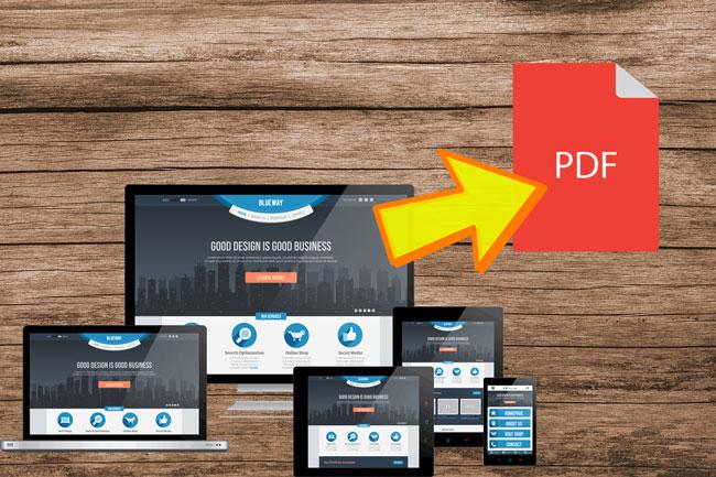 pdf converter instrument